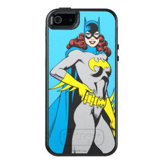 Batgirlの姿勢 オッターボックスiPhone SE/5/5s ケース