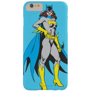 Batgirlの姿勢 Barely There iPhone 6 Plus ケース