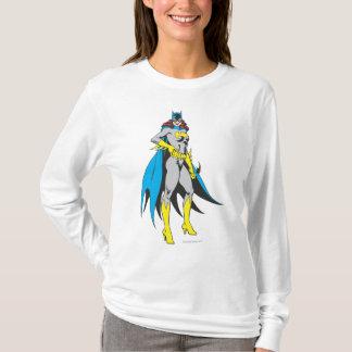 Batgirlの姿勢 Tシャツ