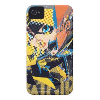 Batgirlの振動蹴り Case-Mate iPhone 4 ケース