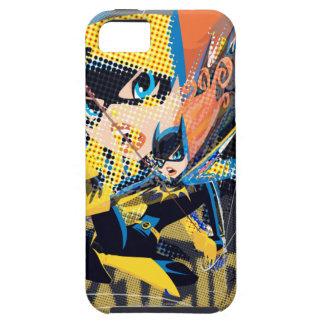 Batgirlの振動蹴り iPhone SE/5/5s ケース