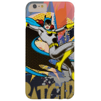 Batgirlの空中 Barely There iPhone 6 Plus ケース