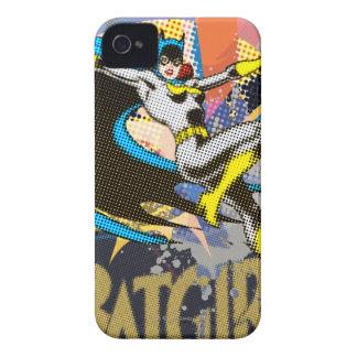 Batgirlの空中 Case-Mate iPhone 4 ケース