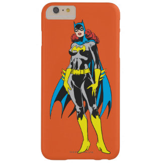 Batgirlの立場 Barely There iPhone 6 Plus ケース