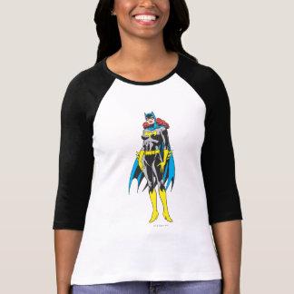 Batgirlの立場 Tシャツ