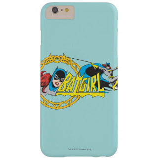 Batgirlの表示 Barely There iPhone 6 Plus ケース