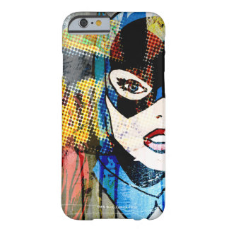 Batgirlの頭部 Barely There iPhone 6 ケース