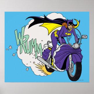 Batgirl周期 ポスター