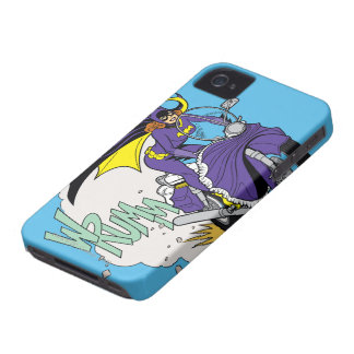 Batgirl周期 Case-Mate iPhone 4 ケース