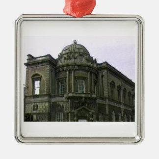 Bathのイギリスの1986年のスナップ11038のjGibney博物館Za メタルオーナメント