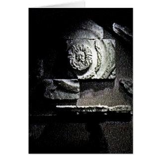 Bathのイギリス1986ローマの太陽神のスナップ13584のjGibney カード