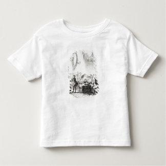 Bathのカード部屋 トドラーTシャツ