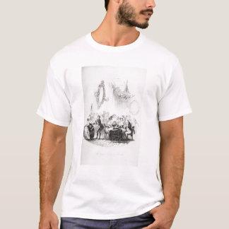 Bathのカード部屋 Tシャツ