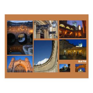 Bathの数々のイメージ ポストカード