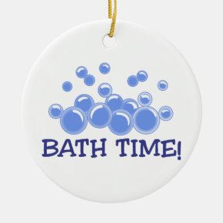 Bathの時間 セラミックオーナメント