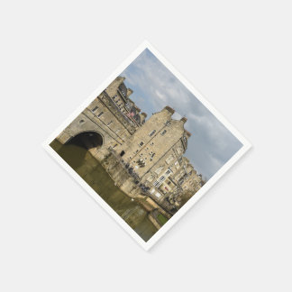 Bathイギリス スタンダードカクテルナプキン