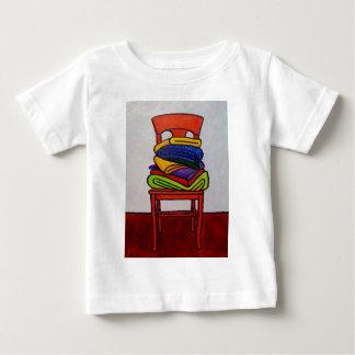 Bath部屋の椅子 ベビーTシャツ