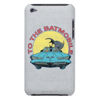 Batmobile -動揺してなアイコンに Case-Mate iPod touch ケース