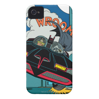 Batmobile Wroom! Case-Mate iPhone 4 ケース