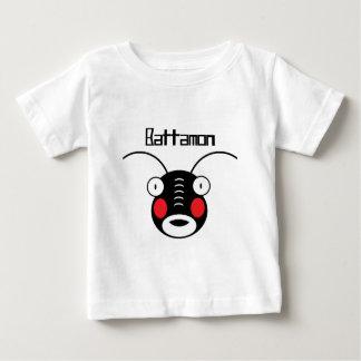 Battamon ベビーTシャツ