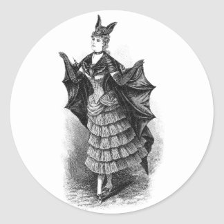 Batwoman 1899年 ラウンドシール