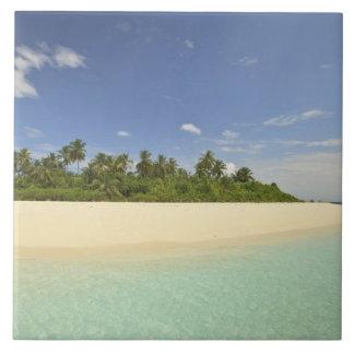 Baughagelloの島、Huvadhooの南環礁、2 タイル