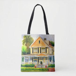 Bayboroの家 トートバッグ