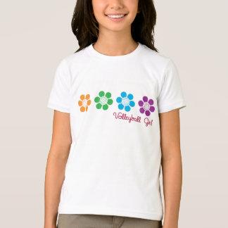 Bayflowerのバレーボール Tシャツ