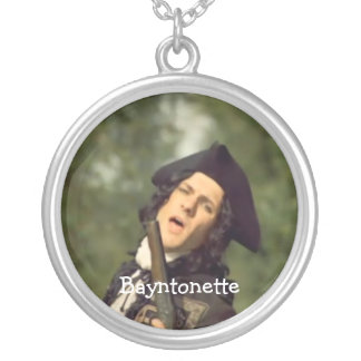 Bayntonetteのネックレス シルバープレートネックレス
