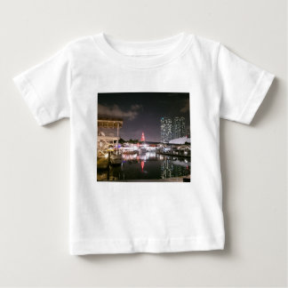 Baysideの市場マイアミ ベビーTシャツ