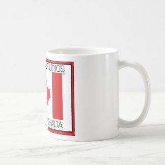 BAYSTATEのスタジオ コーヒーマグカップ