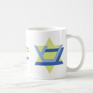 Bayt Shalomのマグ コーヒーマグカップ
