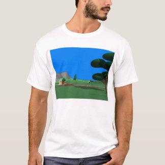 Bazedenのコテッジ Tシャツ