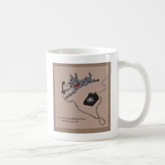 BBのマグ5の電話 コーヒーマグカップ