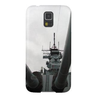 BB-62戦艦ニュージャージー GALAXY S5 ケース