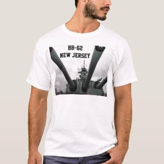 BB-62戦艦ニュージャージー Tシャツ