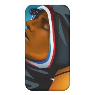 BBallのiPhone 4のSpeckの場合のために住んで下さい iPhone 4/4Sケース