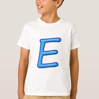 BBBのDDD EEE CCC AAAのアルファアルファベットの宝石のギフト Tシャツ