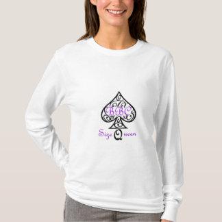 Bbcのサイズの女王 Tシャツ