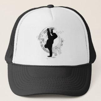 BBoyのダンスの帽子 キャップ