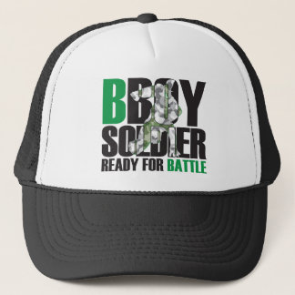 BBoyの兵士 キャップ