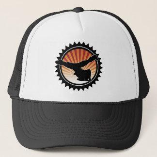 BBOYの風車の帽子 キャップ