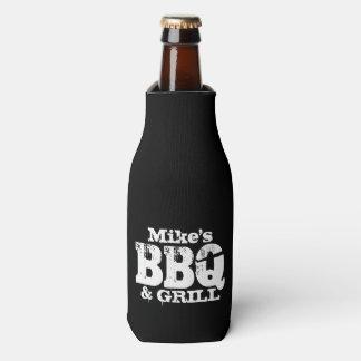 BBQのパーティのための名前入りな飲料のホールダー ボトルクーラー