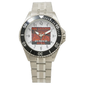 BBQの伝説は4月に生まれます 腕時計