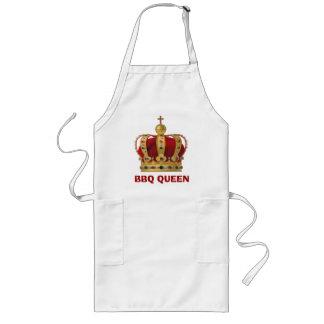 BBQの女王 ロングエプロン