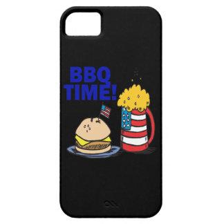 BBQの時間 iPhone SE/5/5s ケース