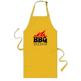 BBQ王のエプロン ロングエプロン