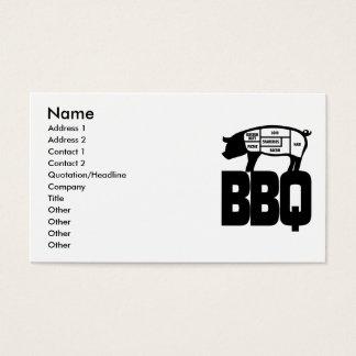BBQ 名刺