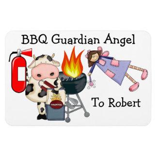 BBQ - SRFの守り神 マグネット