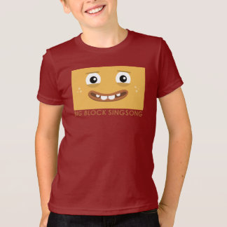 BBSSのよい子供のTシャツ Tシャツ